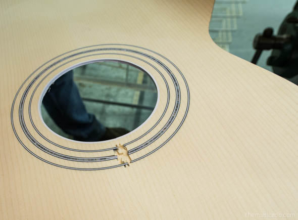 Fender Acoustic Factory