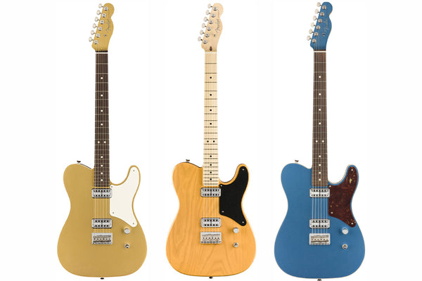 Fender Announces Limited Edition Cabronita Telecasters!