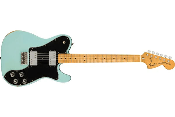 New 2020 Fender Vintera Road Worn Telecasters & Stratocasters Announced!