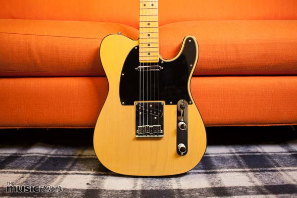 Fender American Ultra Telecaster Review!