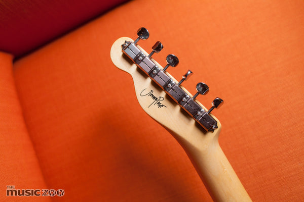 Fender Jimmy Page Mirror Telecaster The Music Zoo