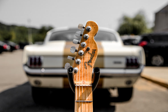 Shelby GT350H Fender Billy Gibbons The Music Zoo