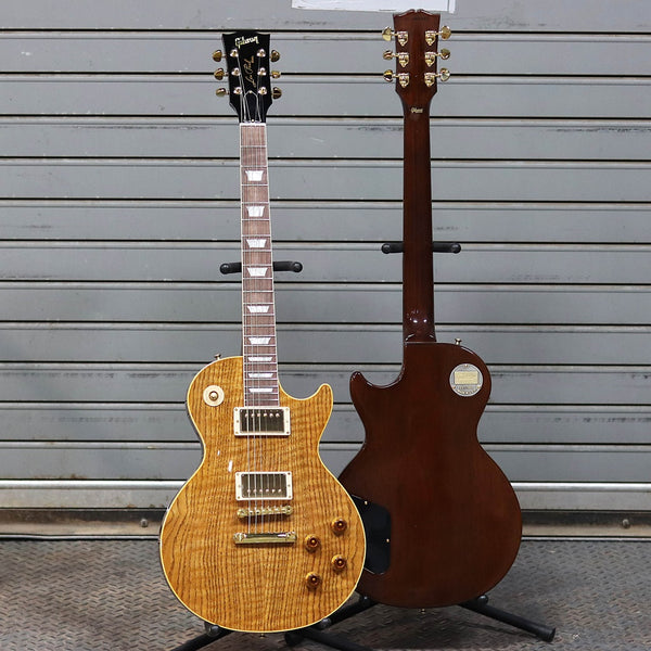 Les Paul Standard Figured Oak