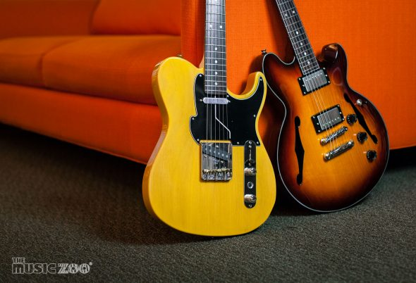 The Music Zoo is an Authorized Fret-King Guitars Dealer!