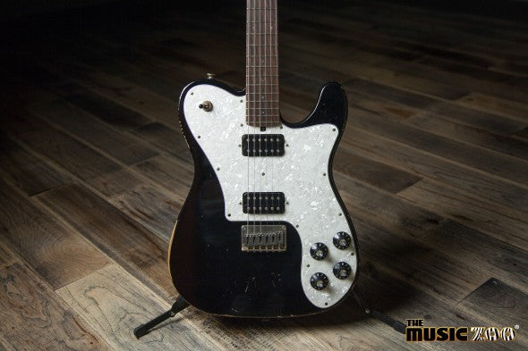 Zoo Review – The Friedman T-Model H15 Guitar