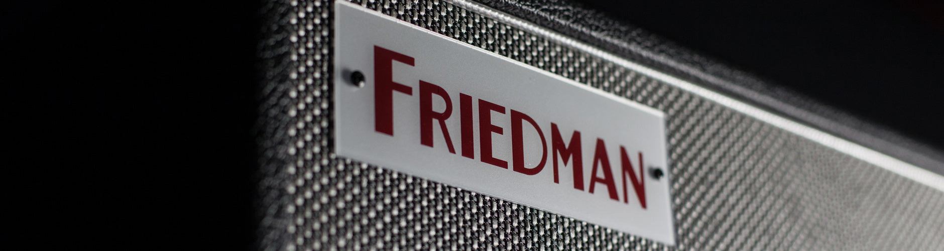 Friedman Amplifiers At The Music Zoo
