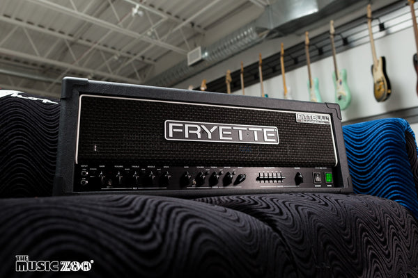 The Music Zoo is an Authorized Fryette Amplification Dealer