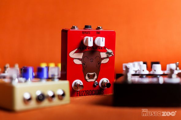 The Music Zoo is an Authorized Fuzzrocious Pedals Dealer!