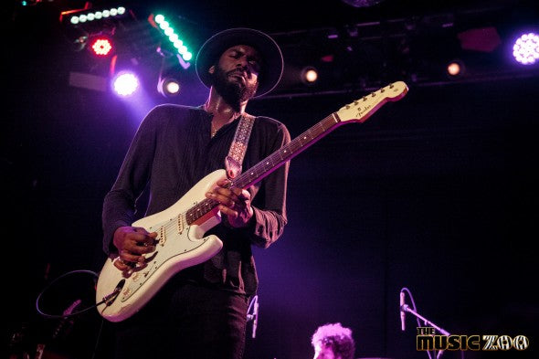 Zoo Review: Gary Clark Jr. Performs At Bowery Ballroom in NYC