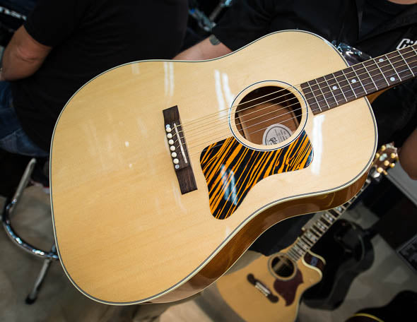 Revisited Classic: The New Gibson J-35 Acoustic/Electric