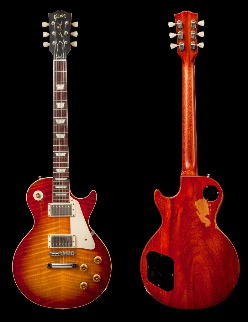 Gibson Collectors Choice Believer Burst Full