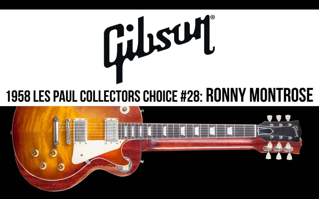 Gibson Collectors Choice Montrose Main Image