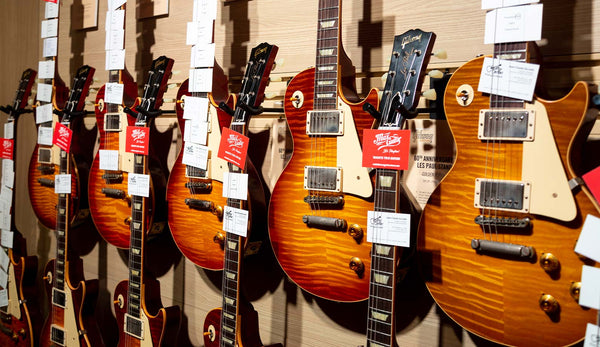 NAMM 2019 Gibson Custom Shop Event - The Music Zoo