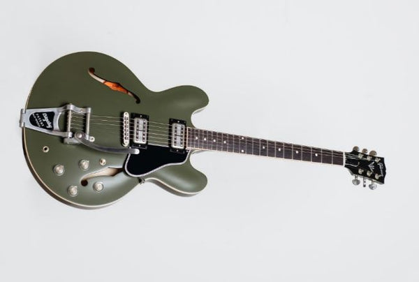 Gibson limited-edition Chris Cornell Tribute ES-335 guitar NAMM 2019 - The Music Zoo