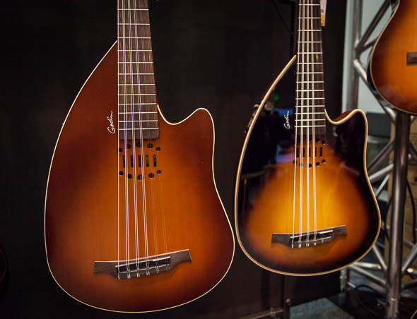 Godin Encore and Ambiance Steel-String INUKs