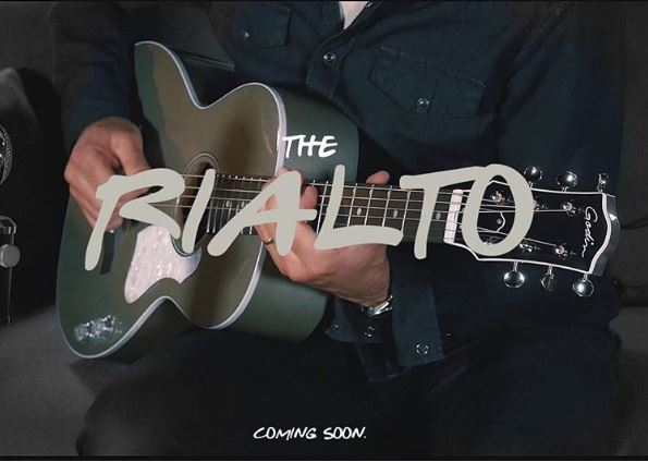 Godin Rialto Acoustic Guitar NAMM 2019 - The Music Zoo