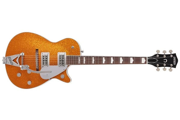 New Gretsch Vintage Select '89 Duo and Sparkle Jet Announced!