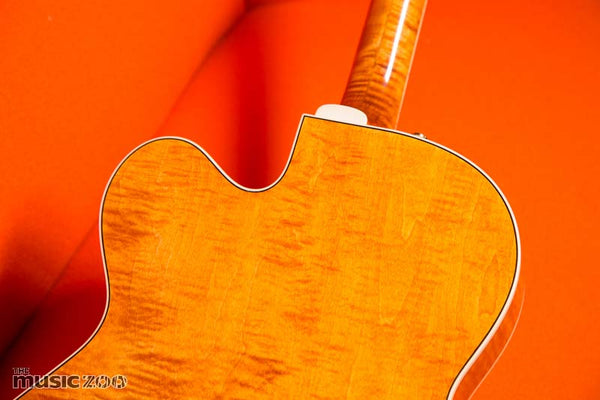 Gretsch Custom Shop Chet Atkins 6120 Tenor Neck Joint and Back of Body The Music Zoo