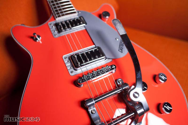 Gretsch G5232T Electromatic Double Jet FT The Music Zoo Review