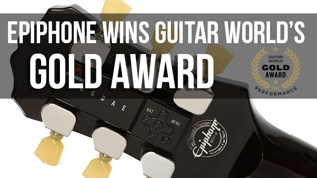 Guitar World Epiphone Gold Award Main