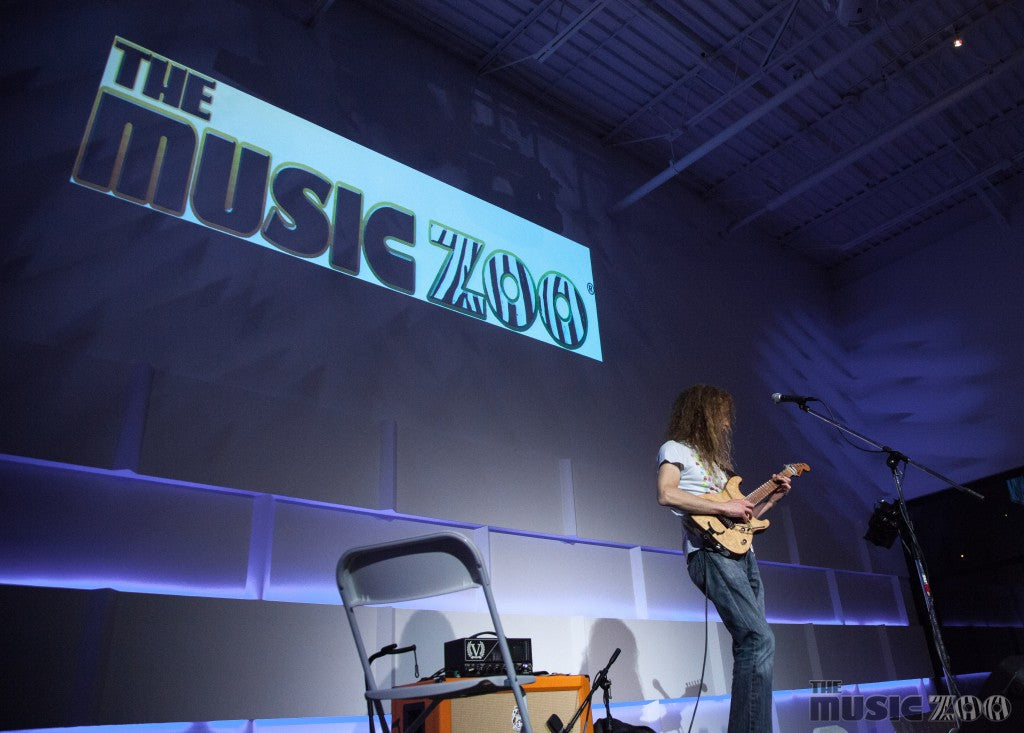Recap Of The Guthrie Govan Masterclass Event At The Music Zoo