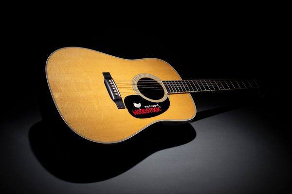 Martin Guitars D35 Woodstock 50th Anniversary NAMM 2019 - The Music Zoo