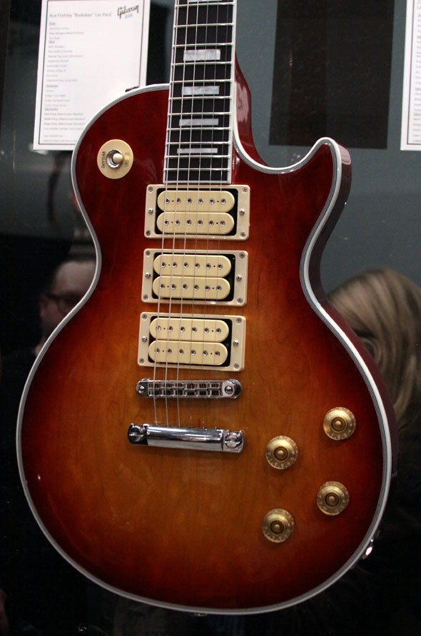 "Gibson USA Ace Frehley ""Budokan"" Les Paul"