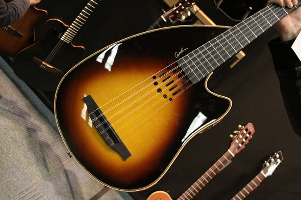 Godin Fretted, Steel String MultiOud