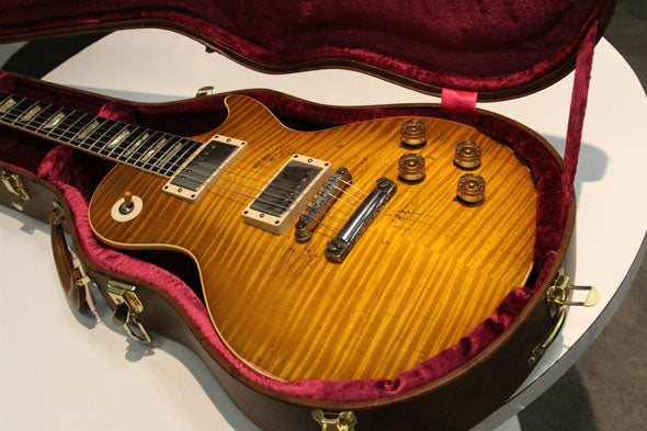 Gibson Custom Shop Paul Kossoff 1959 Les Paul Prototype