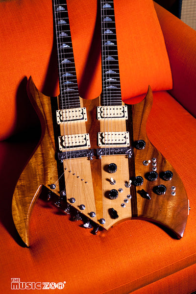 Out Of The Case Vintage Bc Rich Guitars The Music Zoo