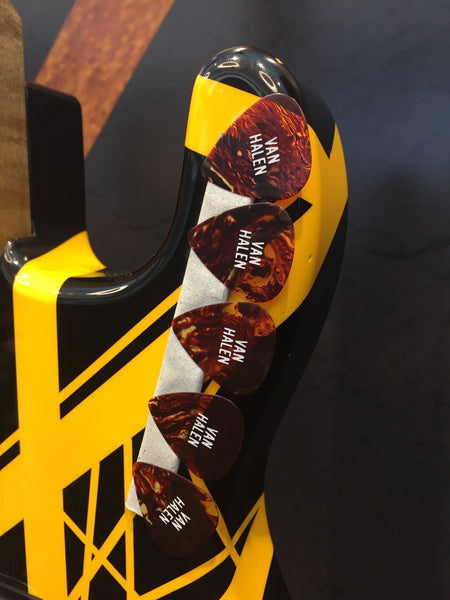 EVH Bumblebee Picks  - The Music Zoo
