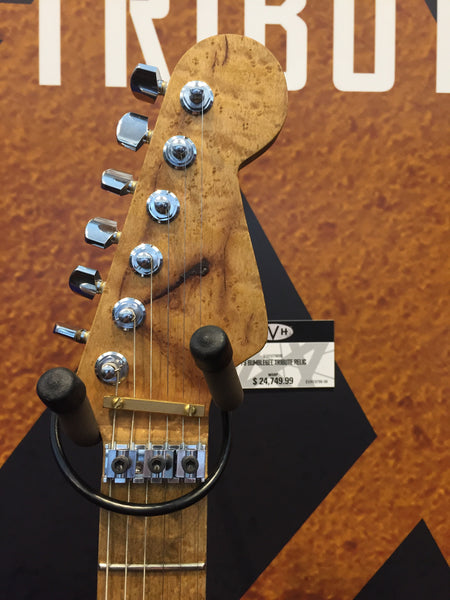 EVH Bumblebee Headstock - The Music Zoo