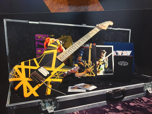 Close-Up Pictures of the New '79 Bumblebee Tribute Guitar at Summer NAMM 2019!