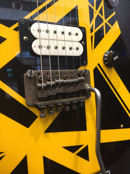 Close Up Pictures Of The New 79 Bumblebee Tribute Guitar