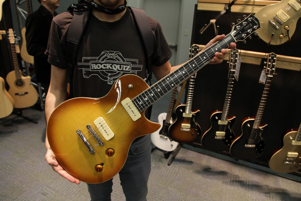 NAMM '15: New Godin Guitars For 2015