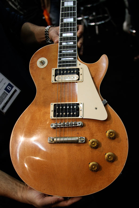 Gibson Custom Shop Marc Bolan Tribute Les Paul