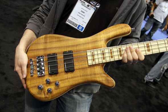 Warwick Streamer LX Limited 2011 Revealed