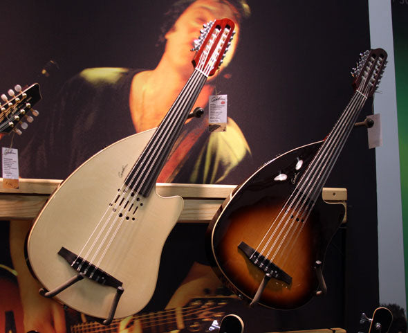 Godin Summons The Ancient With The MultiOud | The Music Zoo