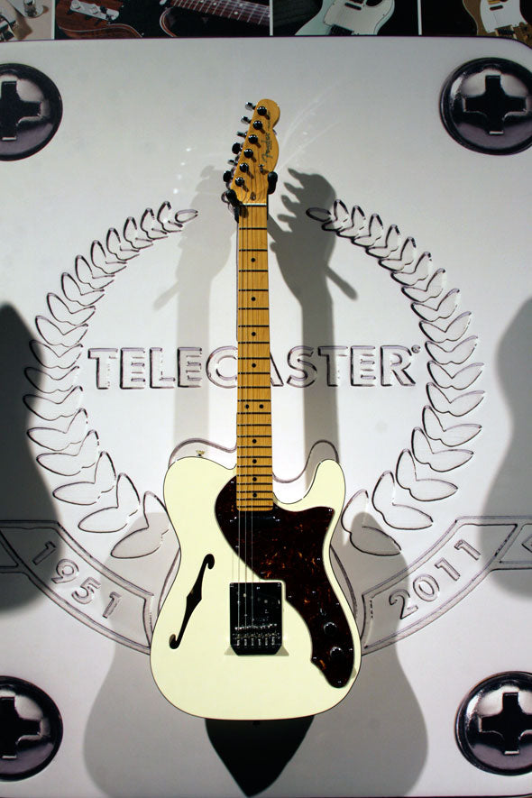 Fender Tele-Bration 2011 60th Anniversary Limited Edition Guitars