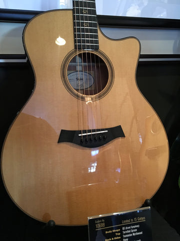 Taylor Custom GS Myrtlewood