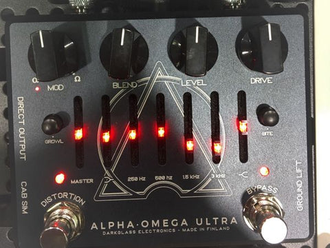 Darkglass Electronics Alpha-Omega Ultra Pre-Amp