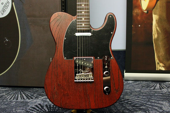 Larry's Lab: Fender Ultra-Light Telecaster
