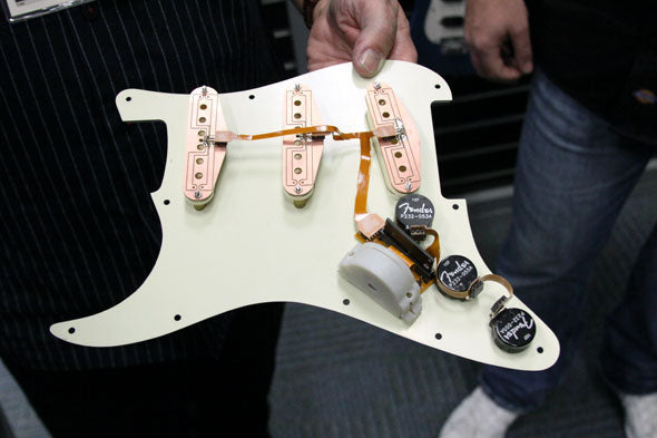 Larry's Lab: Fender Solderless Pickups