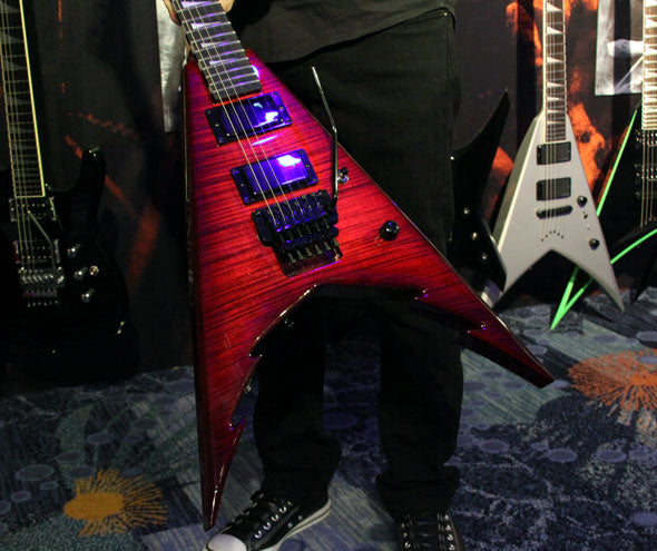 Prototype Jackson Corey Beaulieu Guitars