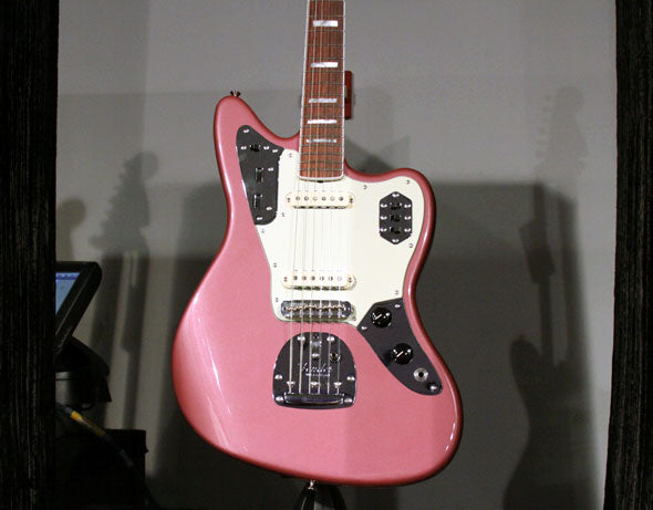 Fender 50th Anniversary Jaguar Spotted