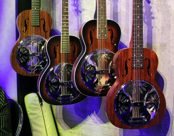 New For 2012: Gretsch Roots Collection