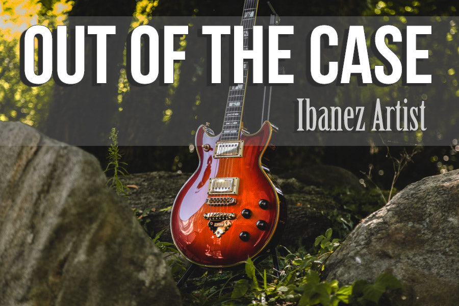 Out Of The Case: 1983 Custom Shop Ibanez Artist