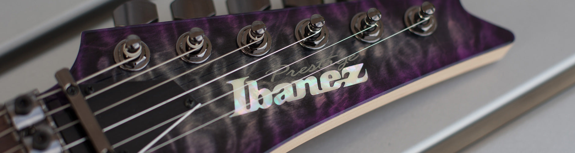 Ibanez Guitars At The Music Zoo