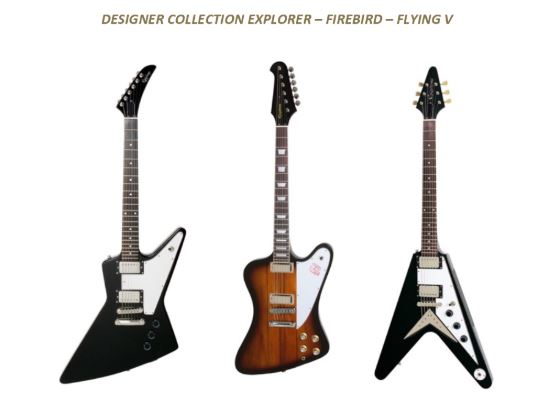 Epiphone Inspired by Gibson Original The Music Zoo NAMM 2020