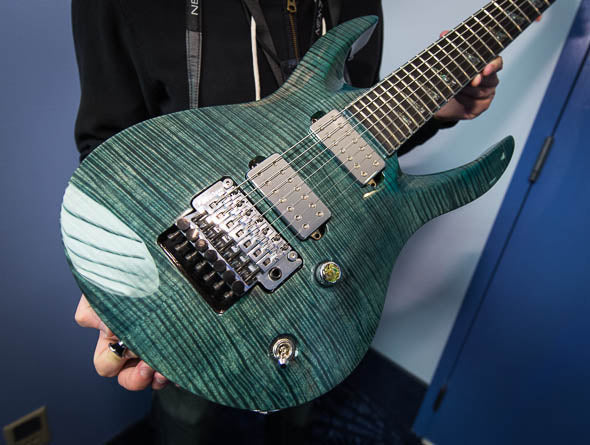 Coming To The Zoo: Jackson One Off 7-String Demon